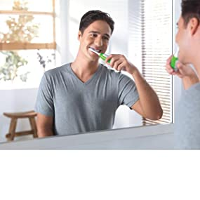 Philips Sonicare PowerUp, battery toothbrush, best battery toothbrush