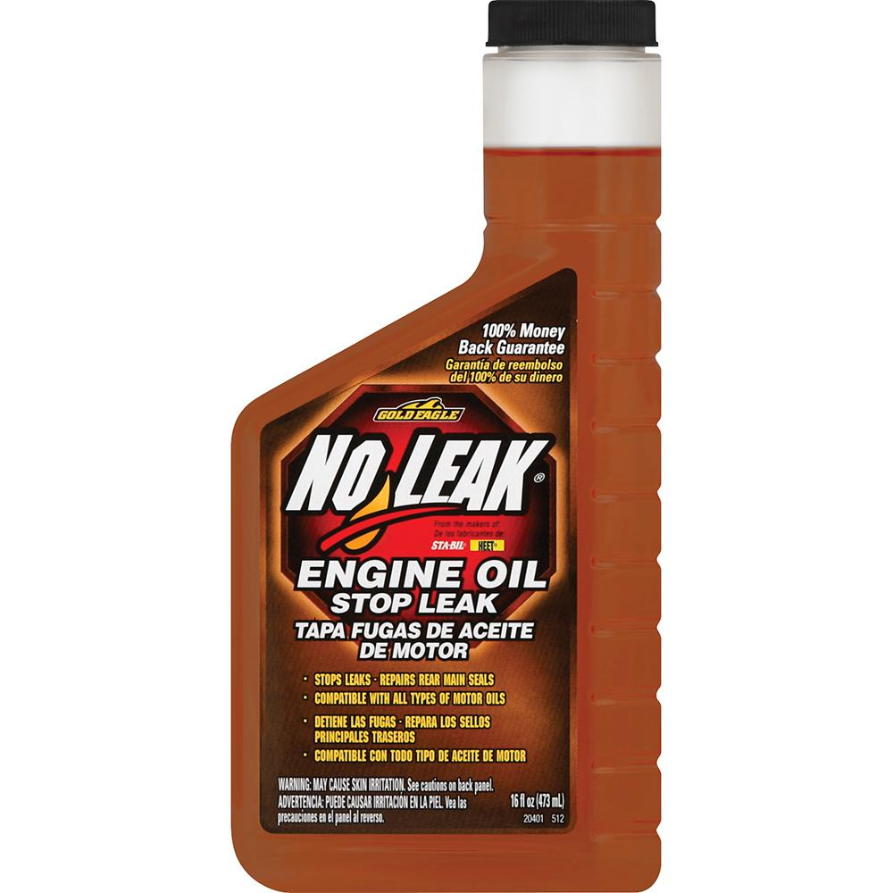 Amazon Com No Leak 20401 Engine Oil Stop Leak 16 Fl Oz