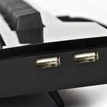 USB 2.0 Hi-Speed Hub, Mechancial Keyboard