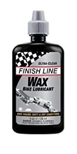 WAX Lube; Finish Line