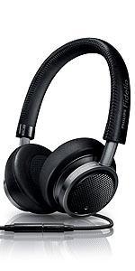 M1MKIIBK/27 Fidelio M1 MKII Headphones with Mic