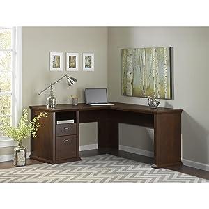 Amazoncom Yorktown Home Office Desk Kitchen  Dining