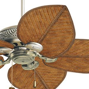 Tommy Bahama Ceiling Fans Tb344dbz Bahama Breezes Tropical Ceiling Fan 52 Inch Indoor Outdoor Ceiling Fan Damp Rated Light Kit Adaptable Tropical Ceiling Fans In Distressed Bronze Finish Close To Ceiling Light