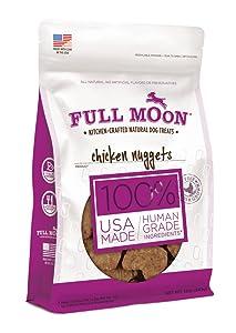 Amazon.com : Full Moon All Natural Human Grade Dog Treats