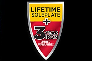 Amazon Com Sunbeam Aero Ceramic Soleplate Iron With
