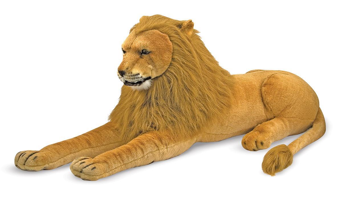 how to make a stuffed lion