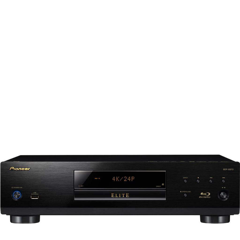 Pioneer BDP-85FD Blu-ray Player Drivers Windows XP