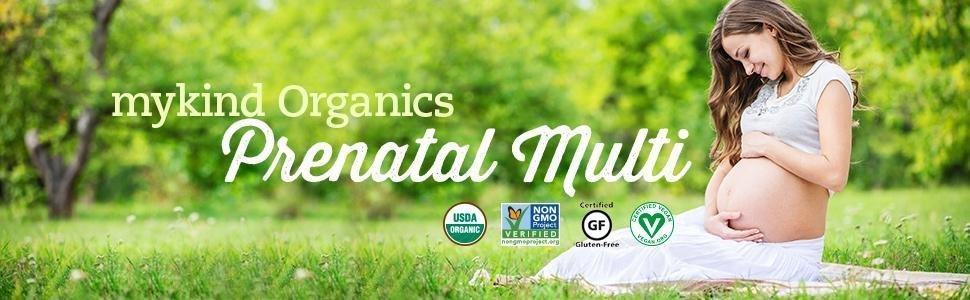 mykind Organics Prenatal Mulivitamin