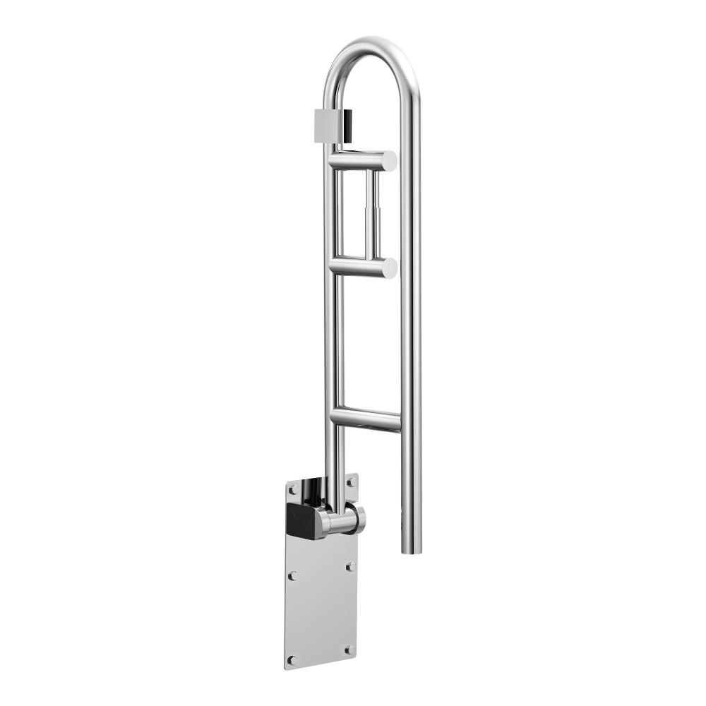 Amazon.com: Moen R8962FD 30-Inch Flip-Up Bathroom Grab Bar ...
