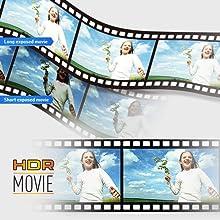 HC-V770 HDR Movie