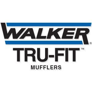 Walker Emissions Control, Walker Exhaust, Walker Mufflers, Walker Economy Mufflers, Walker Tru-Fit
