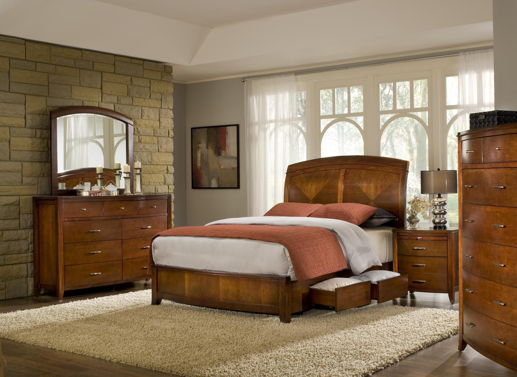From the manufacturer. Amazon com  Modus Furniture BR15S5 Brighton Low Profile Sleigh Bed