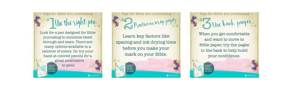 NIV, Beautiful Word Bible, Hardcover: 500 Full-Color Illustrated ...