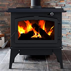 Image result for wood burning stove