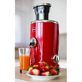 Novis Vita Juicer, Citrus Juicer, Smoothie Maker