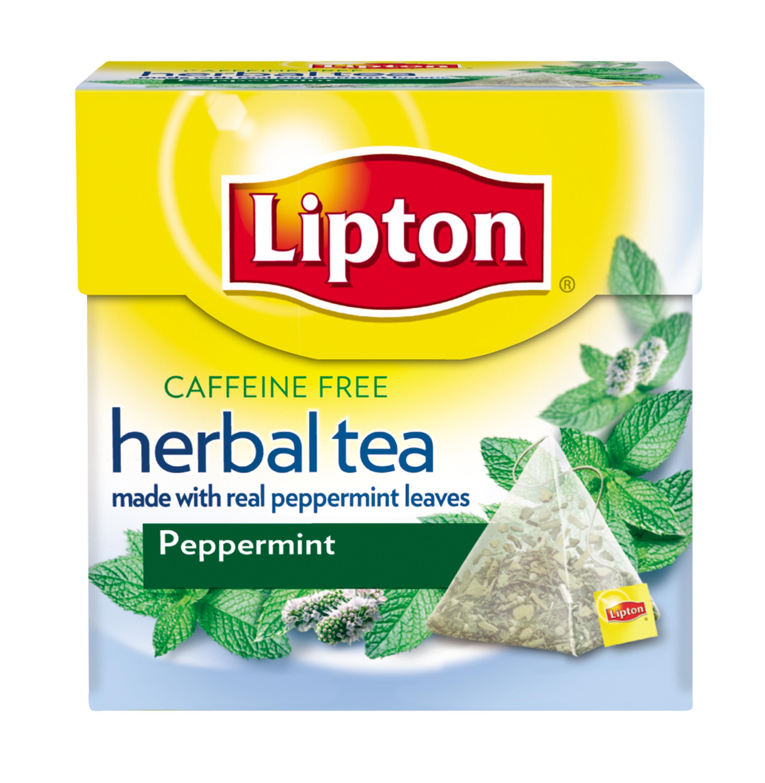 Herbal tea peppermint