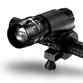 led bike light, bicycle headlamp taillight accessories