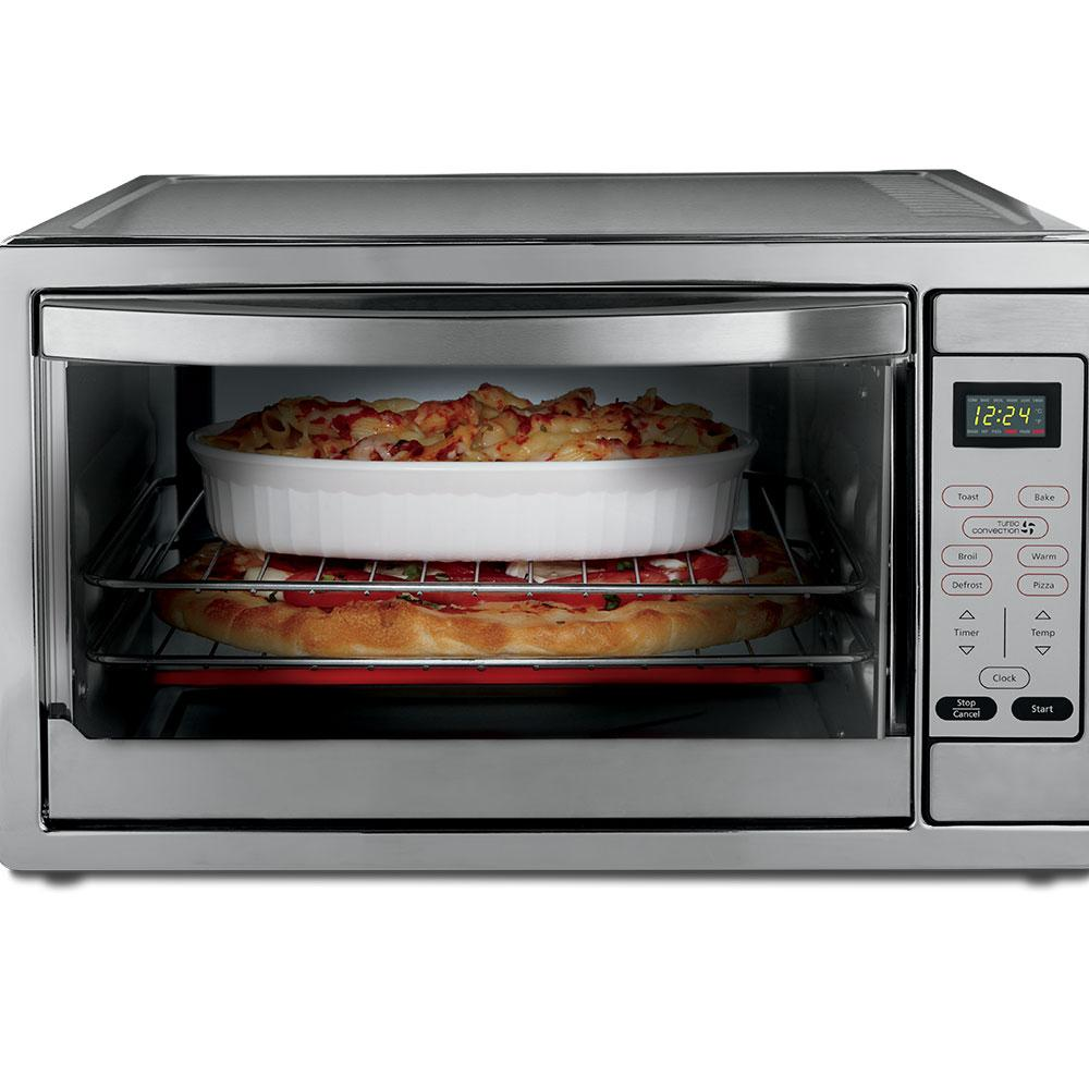Convection Oven Cookware Toaster Digital Countertop Large