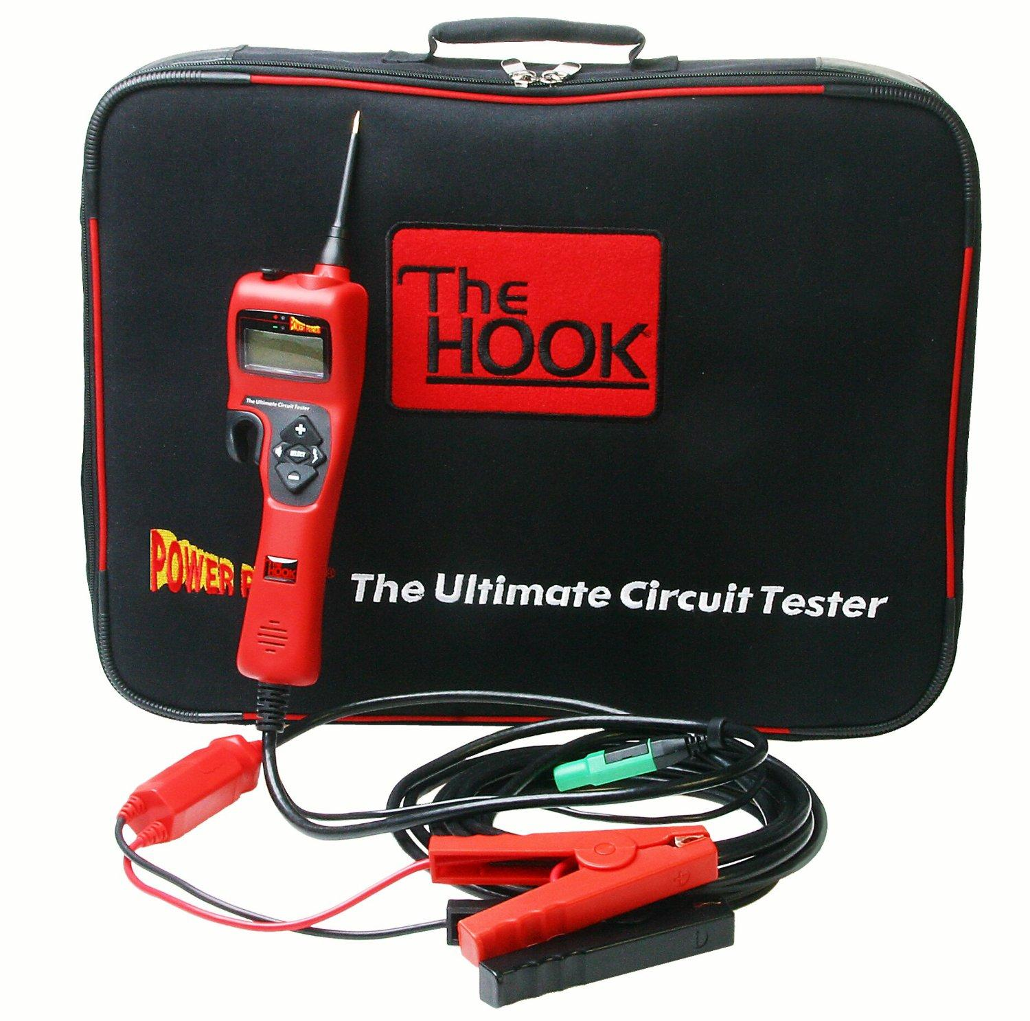 Kd Tools Circuit Testers : Amazon power probe pph the hook ultimate circuit