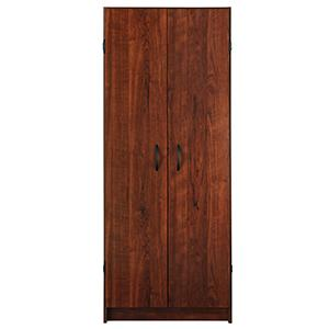 Amazon.com: ClosetMaid 1308 Pantry Cabinet, Dark Cherry: Home ...