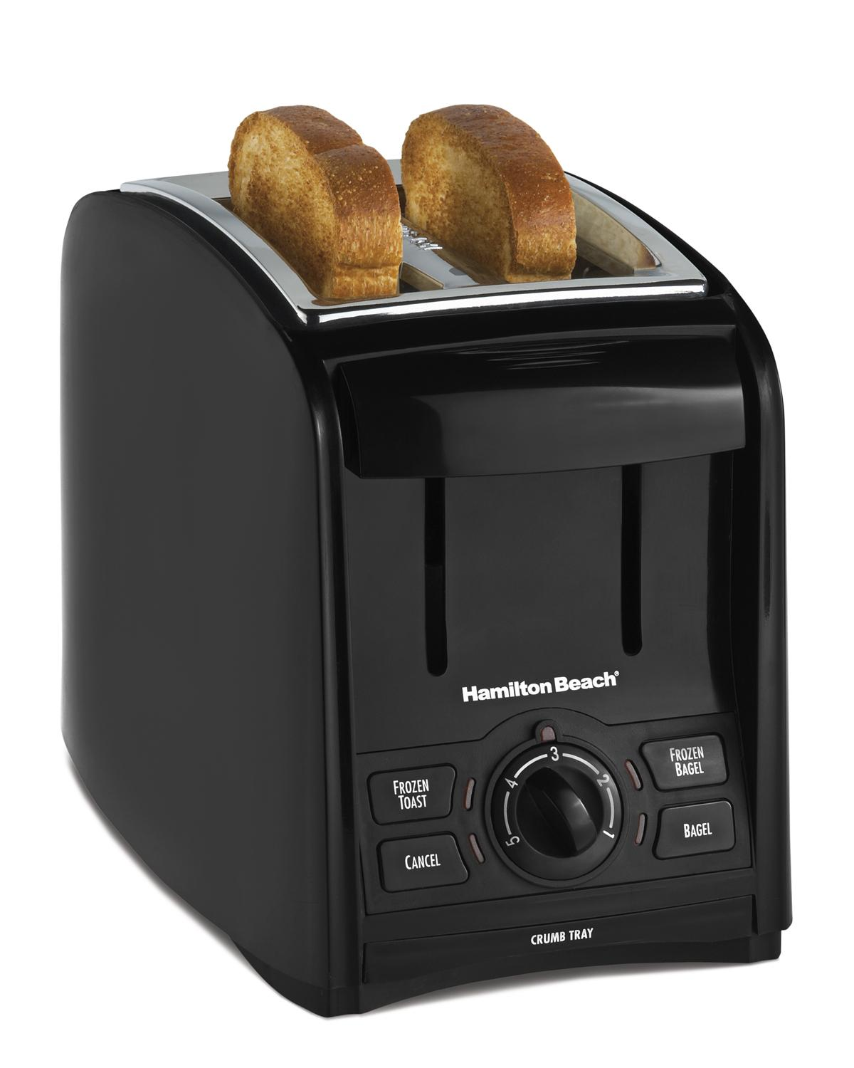 Amazon Com Hamilton Beach 2 Slice Cool Touch Toaster