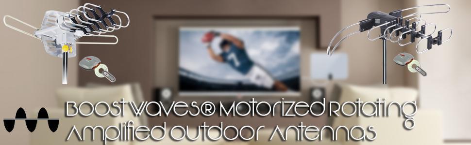 Amazon.com: Supreme Amplified BOOSTWAVES Outdoor Remote