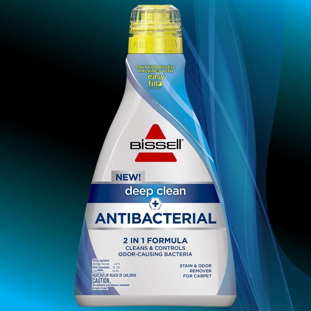 bissell antibacterial 2 in 1 carpet cleaner. Black Bedroom Furniture Sets. Home Design Ideas
