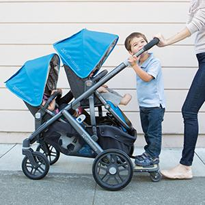 Amazon.com : UPPAbaby VISTA PiggyBack Ride-Along Board : Baby