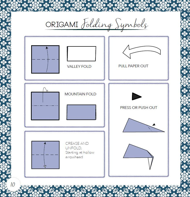 Traditional Japanese Origami Kit Easy To Follow Instructions For 10