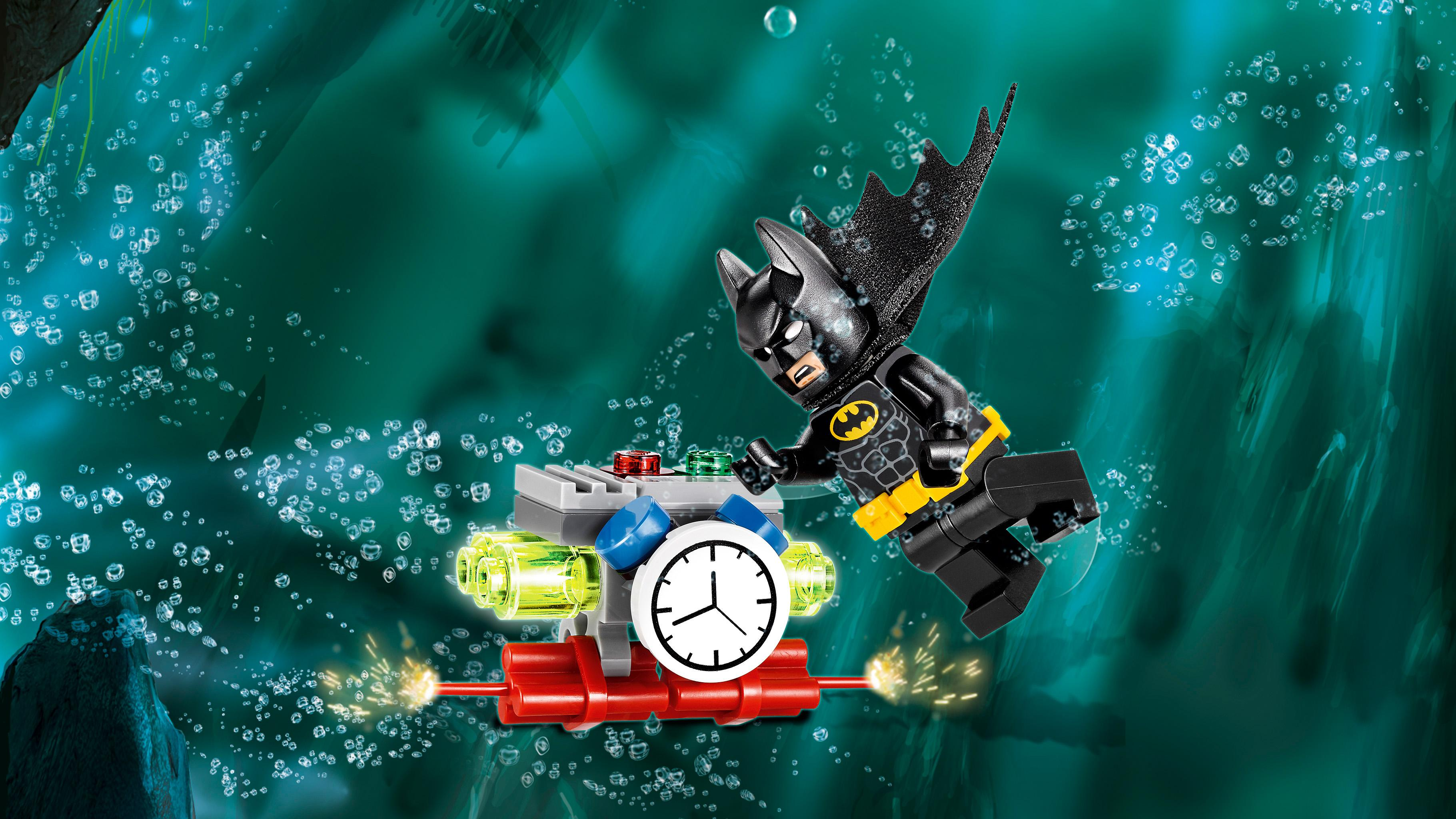 Batman and the Power Plant
