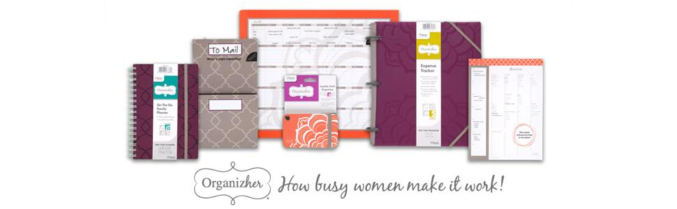 Mead, organizher, expense tracker, expense tracker for moms, finance book