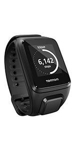 Amazon.com: TomTom Spark Cardio + Music + Headphones, GPS ...