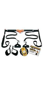 doorway straps, doorway workout, home workout, door workout, gravity straps, gravity bar, gofit