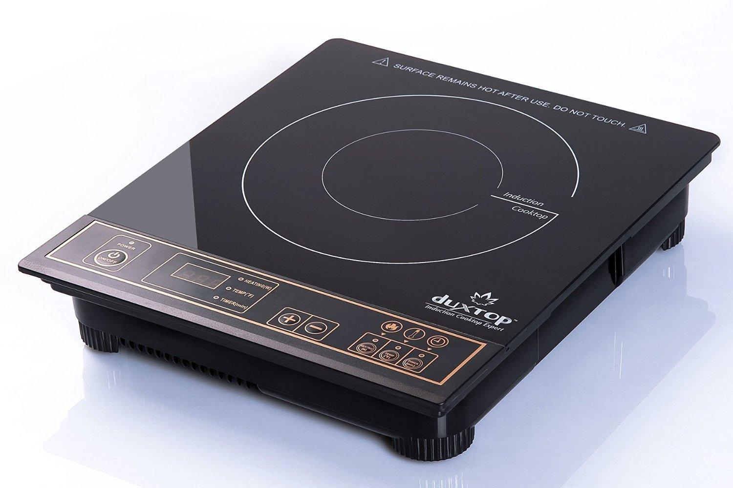 Secura 8100mc 1800w portable induction cooktop for Table induction