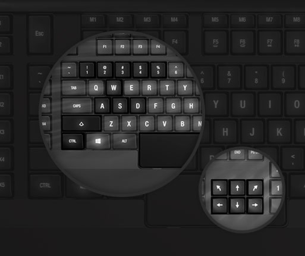 how to clean a steelseries keyboard