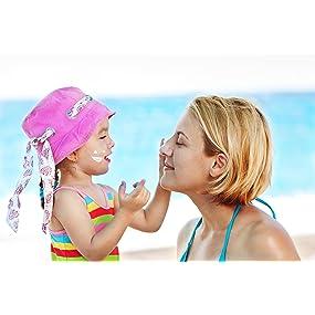 Sunscreen spf eczema gentle unscented