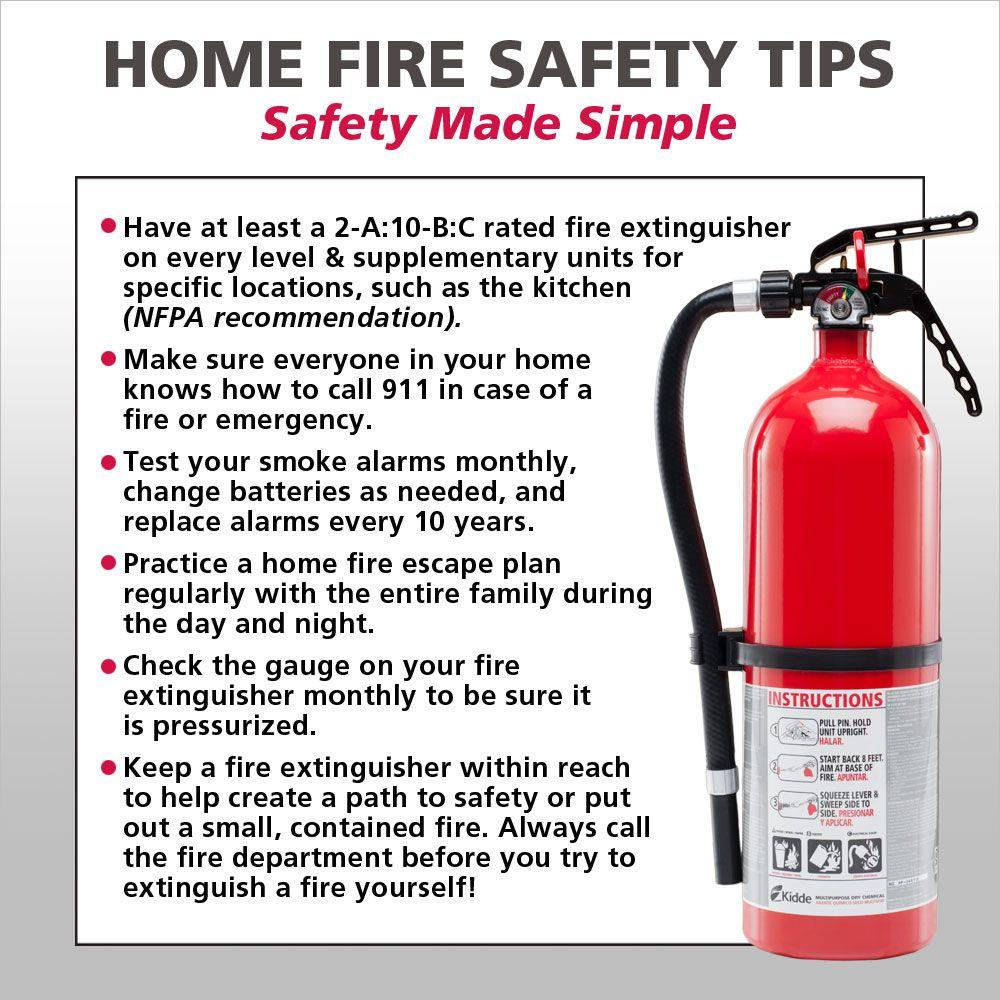 Fire safety rules at home the image kid for 3 kitchen safety rules