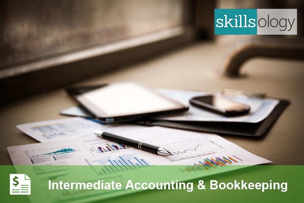 Amazon Skillsology Online Intermediate Accounting