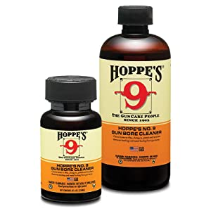 Hoppes, Gun Bore, Cleaner, no, 9