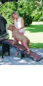 Pet Gear Free-Standing Extra-Wide Pet Ramp