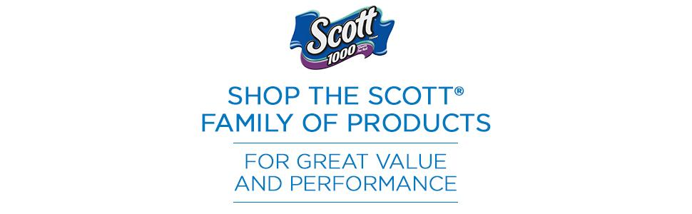 Shop the Scott family of bathroom paper products for great value and performance. Scott toilet paper