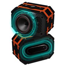 Strong inner Bass Design