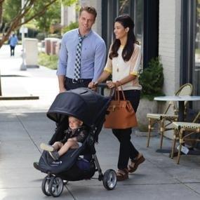 Amazon Com Baby Jogger City Mini Stroller In Black Gray