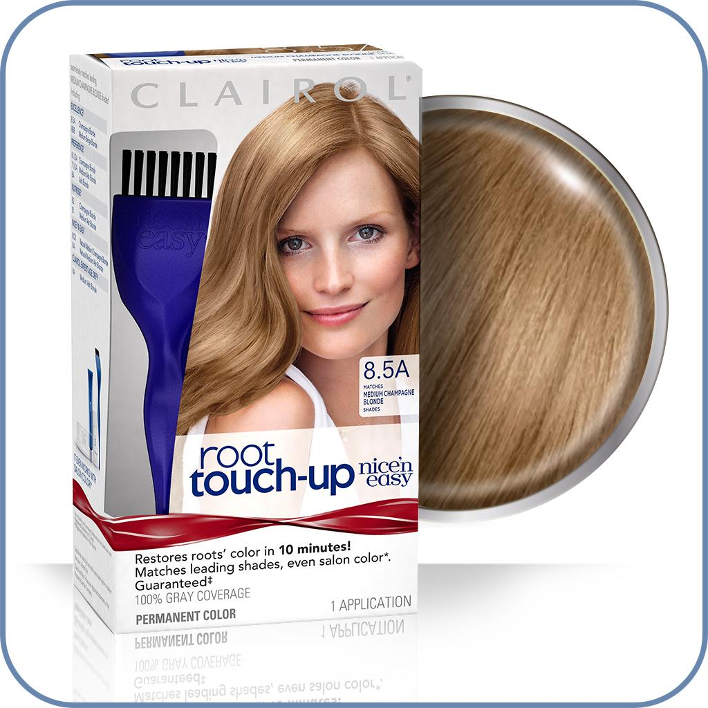 Amazon Com Clairol Nice N Easy Root Touch Up 8 5a