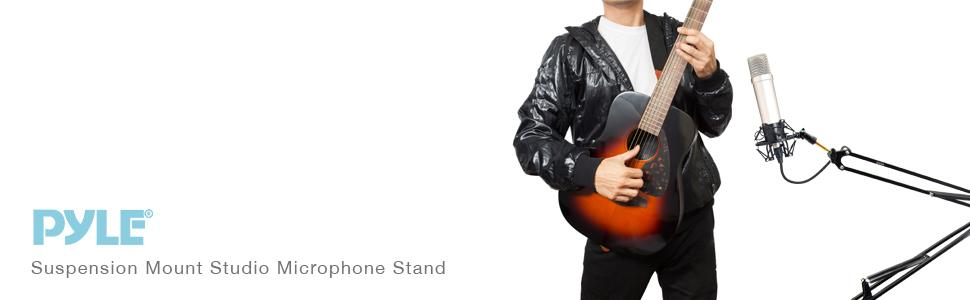 suspension microphone stand
