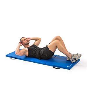 ProSource Workout with Carrying Handles for MMA, Gymnastics, Stretching, Core Workouts