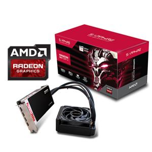 SAPPHIRE RADEON R9 FURY X 4GB HBM