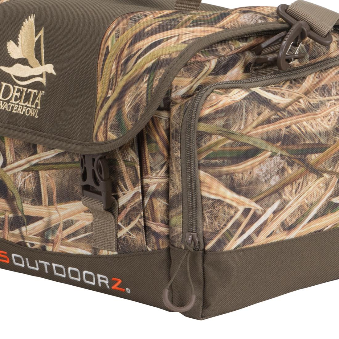 Amazon Com Delta Waterfowl Floating Blind Bag Sports