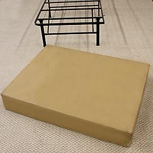 hercules platform heavy duty metal bed framemattress foundation - Heavy Duty Bed Frame Queen