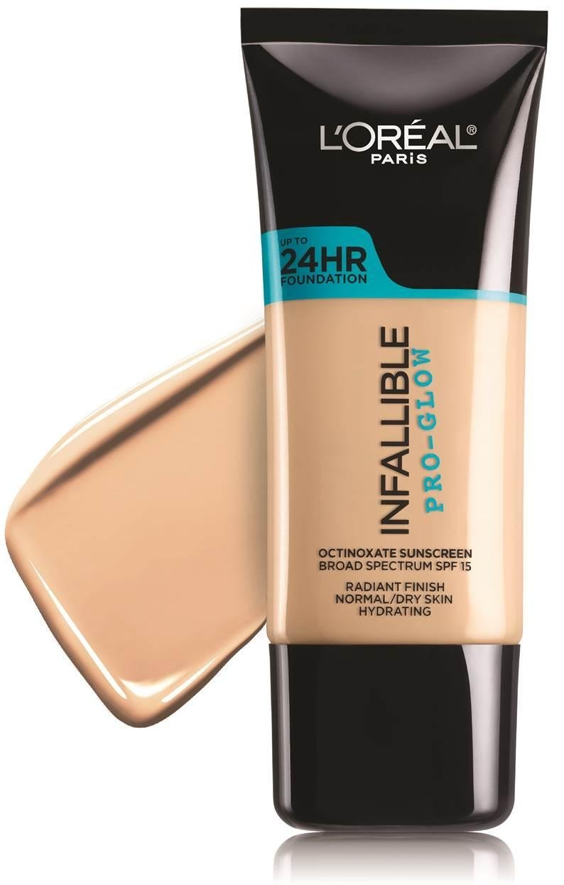 Image result for L'Oreal Infallible Pro Glow Foundation